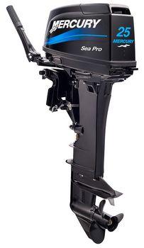 Лодочный мотор Mercury 25MH Sea Pro