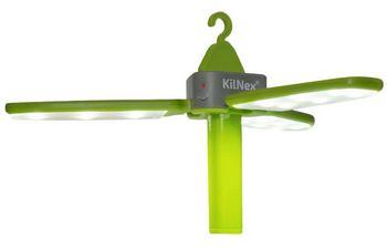 Фонарь на солнечных батареях KilNex