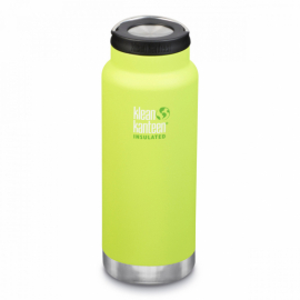 Термобутылка Klean Kanteen TKWide Loop Cap Juicy Pear Matt 946 ml
