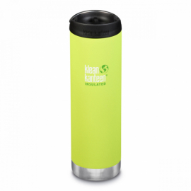 Термочашка Klean Kanteen TKWide Cafe Cap Juicy Pear Matt 592 ml