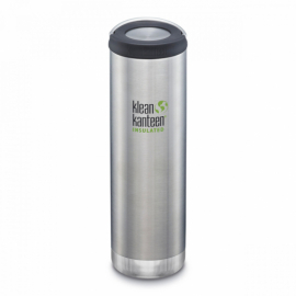 Термобутылка Klean Kanteen TKWide Loop Cap Brushed Stainless 592 ml