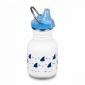 Бутылка для воды Kid Kanteen Classic Sippy Cap Sharks 355 мл - фото 1