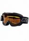 Маска для лыж и сноуборда Blizzard 911 DAX Black matt - Amber - фото 1