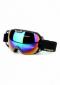 Маска для лыж и сноуборда Sposune HX012-3 Carbon-Revo Rainbow - фото 1