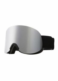 Маска для лыж и сноуборда Sposune HX041-3 Matte Black-Grey Mirror