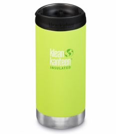 Термокружка Klean Kanteen TKWide Cafe Cap Juicy Pear 355 мл