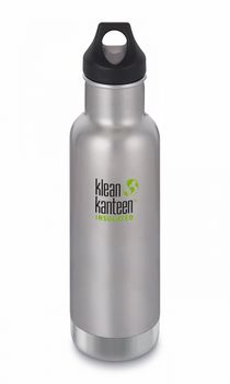 Термофляга Klean Kanteen Classic Vacuum Insulated Brushed Stainless 592 ml