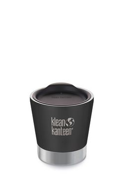 Термостакан-тумблер Klean Kanteen Insulated Tumbler Shale Black (matt) 237 ml