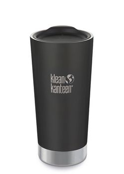 Термостакан-тумблер Klean Kanteen Insulated Tumbler Shale Black (matt) 592 ml