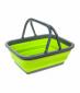 Корзина складная Summit Pop Folding Basket Lime/Grey - фото 1