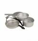 Набор посуды Summit Aluminium Cook Set 5 предметов - фото 1