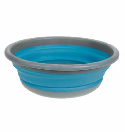 Миска складная Summit Pop Large Round Bowl Blue/Grey