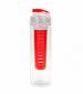 Бутылка для фруктовой воды Summit MyBento Fruit Infuser Bottle красная 700 мл - фото 1