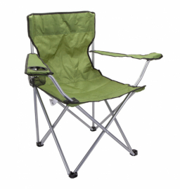 Стул кемпинговый Summit Ashby Chair Pinnacle Green