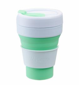 Складной стакан Summit MyBento Midi Pop Cup зеленый 355 мл