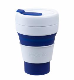 Складной стакан Summit MyBento Midi Pop Cup синий 355 мл