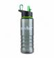 Бутылка Summit Tritan Bottle с соломинкой и карабином зеленая 700 мл - фото 1