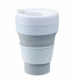 Складной стакан Summit MyBento Midi Pop Cup серый 355 мл