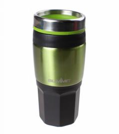 Термокружка Summit Insulated Drinks Mug With Grip зеленая 400 мл