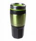 Термокружка Summit Insulated Drinks Mug With Grip зеленая 400 мл - фото 1