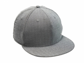 Кепка OGSO Rapper Cap Black & White 58-59