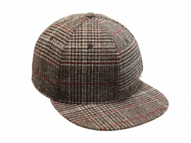 Кепка OGSO Rapper Cap Plaid 58-59