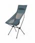 Стул складной Summit High Back Pack Away Chair Серый - фото 1