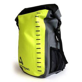 Герморюкзак Aquapac Toccoa™ 28L - зеленый/серый