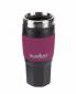 Термокружка Summit Insulated Mug Rubber Finish Фиолетовая 400ml - фото 1