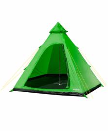 Палатка Summit Hydrahalt Tipi 4P Green