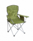 Стул кемпинговый Summit Quebec Folding Chair Forest Green - фото 1