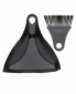 Набор Summit Pop Flexi Dustpan And Brush Black (совок и щетка) - фото 1