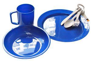 Набор посуды пластиковой Tramp