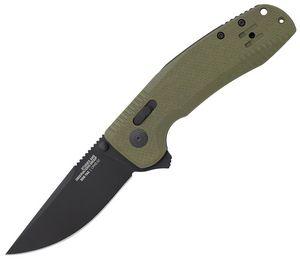 Нож SOG-TAC XR OD Green