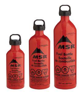 Фляга топливная MSR Fuel Bottle 325 / 591 / 887 ml