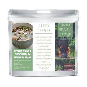 Суп грибной Green Tramps