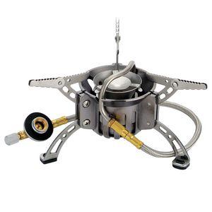Горелка мультитопливная Kovea Booster KB-0603-1 со шлангом