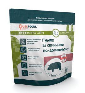 Готовое блюдо Гуляш из свинины Fuse Foods