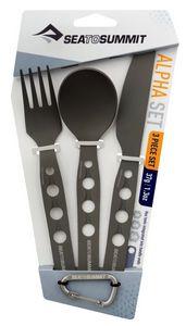 Набор столовых приборов Sea To Summit Alpha Cutlery Set