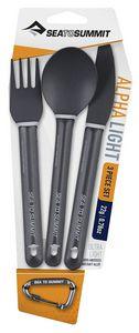 Набор столовых приборов Sea To Summit Alpha Light Cutlery Set 3