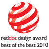 Reddot design award best of the best 2010